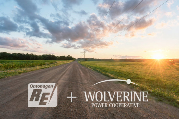 Ontonagon RE + Wolverine Power Cooperative