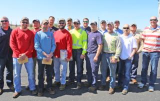 Joint Michigan Apprentice Program - Group Shot