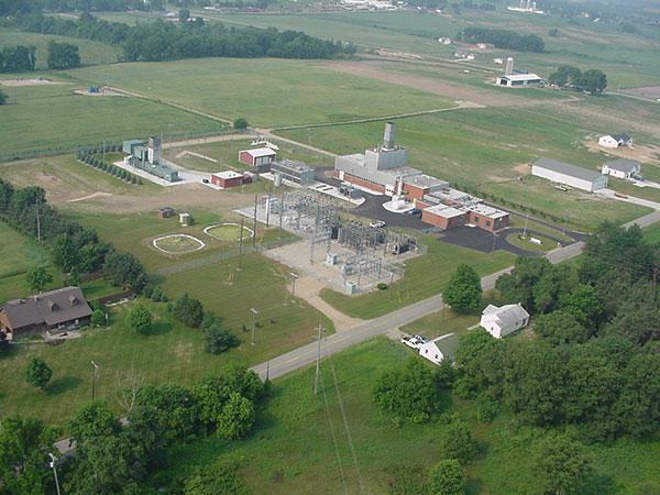 Burnips Power Plant