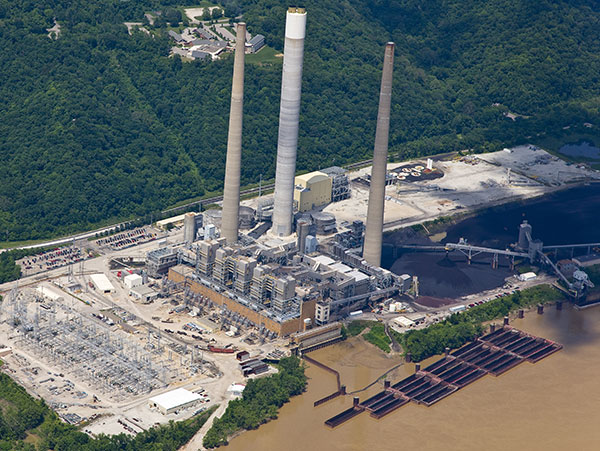 OVEC Clifty Creek Generating Station