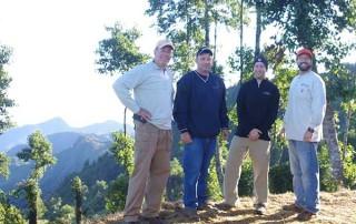 4 people in Guatemala