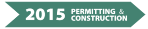 2015 Permitting and Construction