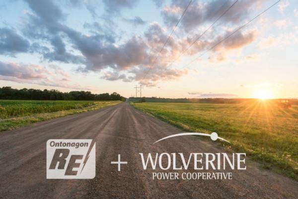 Ontonagon RE + Wolverine Power Cooperative